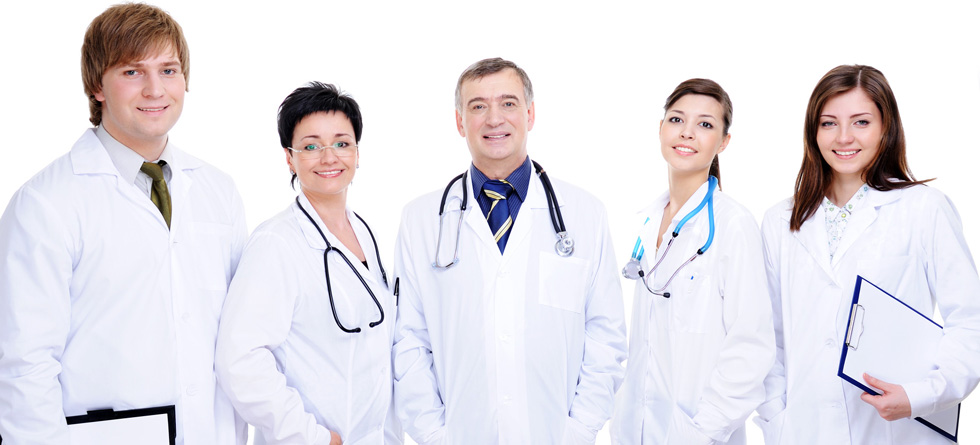 Team Of Qualified Doctors